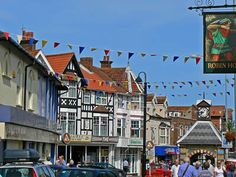 Find out what to SEE and DO in Sheringham. FREE online guided tour including Sheringham Beach, Town Centre and Railway Station. Norfolk England, England Uk, Travel England, Places To Travel, Places To Visit, Tourist Information, Holiday Destinations, Tour Guide, North West