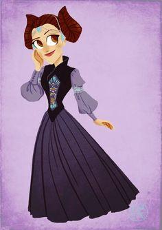 Padme - Senator gown