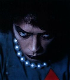 """Tim Curry in """"The Rocky Horror Picture Show"""" (1975), Jim Sharman"""