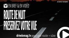#VIDÉOBRÈVE #Rouler de #nuit : comment préserver votre #vision: La nuit de vendredi à samedi sera très chargée avec… pour + d'infos/vidéo