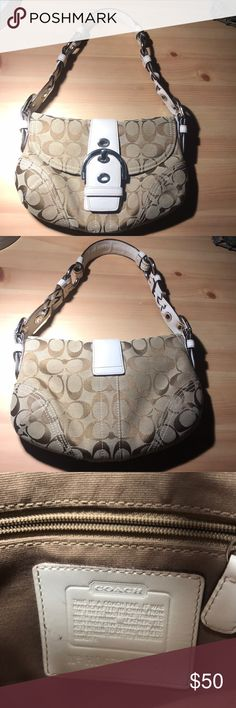 Coach purse Oldy but in pristine condition. 100% authentic. Will ship within 24 hours. No low ball offers! Superb interior and exterior ✨ Coach Bags Mini Bags