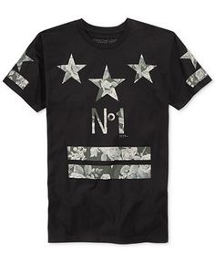 Ring of Fire Star Floral T-Shirt - that should be mine!