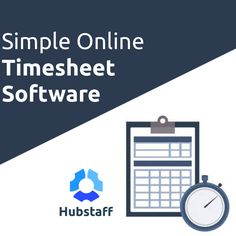 simple online timesheet