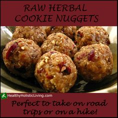 These are great to take on road trips or a hike they are packed with good stuff!