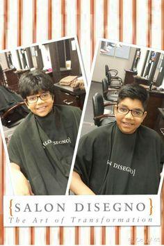 Mens Haircut by Amanda Chase  770/962-3060