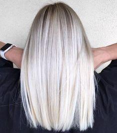 2018 Haarschnitttrends für mittelstarkes Haar