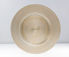 Vision Furniture Has Designer Glass Charger Plates Available To Rent In A  Variety Of Colors And Styles In The Philadelphia Area.