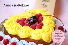 Annes nøttekake - Franciskas Vakre Verden Waffles, Baking, Breakfast, Food, Cakes, Pastry Chef, Morning Coffee, Cake Makers, Bakken