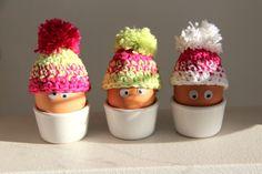 Mütze für Ei - beanie for egg