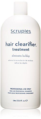 Scruples Hair Clearifier Treatment 338 Ounce ** Continue to the product at the affiliate link Amazon.com.