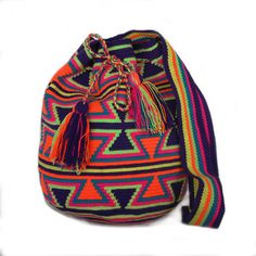 Funky Wayuu Mochila Bag, $149, now featured on Fab.