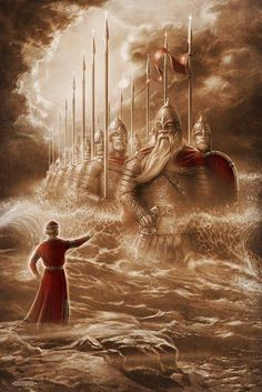 Воины Севера - подарочный коллекционный набор открыток