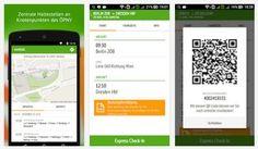 Mit der MeinFernbus App könnt Ihr ein Busticket buchen und habt das Ticket immer dabei und könnt es direkt beim Busfahrer vorzeigen.