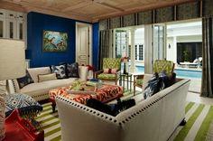 Family room palm beach