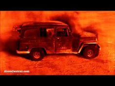 Atom Bomb explosion (HQ) - YouTube