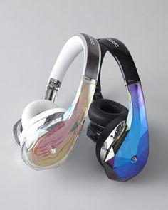 Diamond+Tears+Headphones+by+Monster+at+Neiman+Marcus.