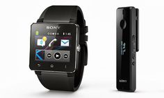 Sony unveils water-resistant, NFC-equipped SmartWatch 2