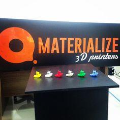 Bom dia! O #3DBenchy é um projeto de apenas 6cm que serve para testar a calibragem e precisão das impressoras 3D. Materializamos ele em diversos equipamentos que trabalhamos aqui e os resultados foram excelentes, apenas reforçando a qualidade de impressão dos produtos que comercializamos. @3dbenchy #Materialize #3dprinters #3dprinted #impressao3d #impressões3d #impressoras3d #testes #tecnologia #inovação #peça #projeto #avanços #design #like #calibragem #brasil #novidades #modelos #mundo3d