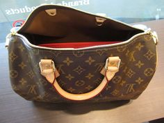 Purse Organizer Insert for Louis Vuitton Speedy 35. Emma 28 by CloverSac $22.00