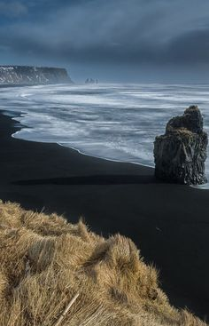 Reynisfjara Beach, Southern Iceland - had a picnic in a little cave on this beach!Reynisfjara Beach, Southern Iceland - had a picnic in a little cave on this beach! Landscape Photography, Nature Photography, Travel Photography, Beach Photography, Landscape Photos, Photography Tips, Places To Travel, Places To See, Beautiful World