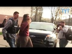 21 Apr '17: Mass Arrests At Flint Water Crisis Town Hall - YouTube - TYT Politics - 5:25