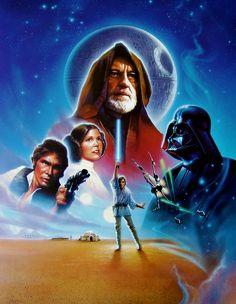 Episode IV Poster Art