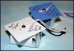 Niece's graduation favors-c by JustAnsa - Cards and Paper Crafts at Splitcoaststampers