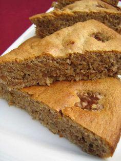 Nusskuchen - Glutenfrei (mitohnekochen)