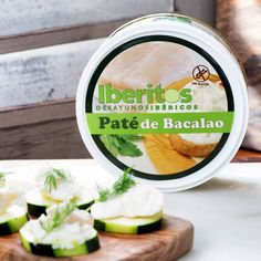 Delicias de España - Cod Fish Pate - Bacalao Gourmet Iberitos, $4.95 (http://www.tiendadelicias.com/cod-fish-pate-bacalao-iberitos/)