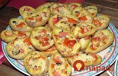 Perfektné jedlo aj na oslavu, namiesto obložených chlebíčkov. Skúste obložené zemiaky a uvidíte, že ide o perfektnú chuťovku.