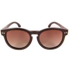 Zonnenbrillen - Noa - Houten Zonnebril - Een uniek product van TWO-O op DaWanda