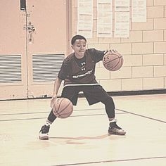 """""""Young History puttin' in work #gabe3x #youngestdoinit #funsportbasketball"""" Photo taken by @gabe1x on Instagram, pinned via the InstaPin iOS App! http://www.instapinapp.com (10/25/2014)"""