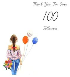 """Thank you for over 100 Followers!!!"" by makingithappen ❤ liked on Polyvore featuring art"