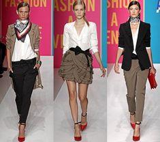 Foulard tendance et mode 2013 Tendances Mode Printemps, Mode Printemps Été,  Couleur Tendance, cd360f73c70