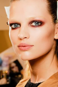 Bette @ Gucci Fall 2013 Ready-to-Wear.