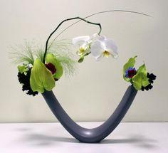 #ikebana cool vase