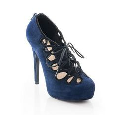 blue suede shoes by janice