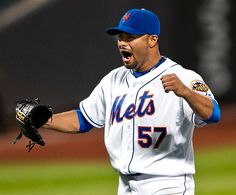 """""""I did it!"""" 1st no hitter in Mets history!! :)"""