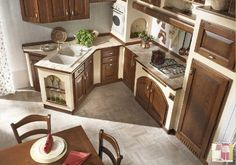 Most Popular Ideas For Modern Farmhouse Kitchen Decor Small Spaces Modern Farmhouse Kitchens, Farmhouse Kitchen Decor, Kitchen Interior, Home Interior Design, Home Kitchens, Küchen Design, House Design, Kitchen Cabinet Remodel, Kitchen Cabinets