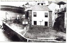 Batería Santa Barbara, Puerto de la Cruz que data de 1920, Tenerife