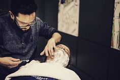 Devote yourself some space & time this week to the most refined masculinity at Murdock London  : @murdocklondon #barbers #barbershop #barberlife #sheffield #takarabelmont #mybelmont #rasoio #baffi #rasatura #moustache #barber #barbiere #rasare #style #uomo #manstyle #manstuff #RebelMoustache #gentlemen #grooming #lifestyle #Padova #beardgang #wetshave #cleanshave #Roma #Milano