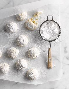 Day 8 of 12 Days of Cookies: Cannelle et Vanille's Pistachio Sandies #glutenfree