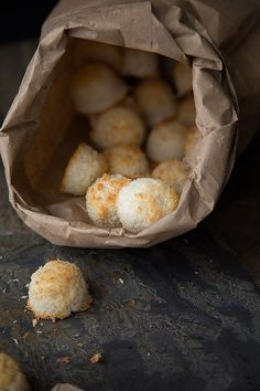 Could be the type of shredded coconut I used, but will be adjusting the recipe next time. Coconut Macaroons l The Slim Palate Paleo Cookbook Paleo Dessert, Healthy Sweets, Dessert Recipes, Desserts, Dessert Ideas, Paleo Coconut Macaroons, Real Food Recipes, Cooking Recipes, Cooking Time