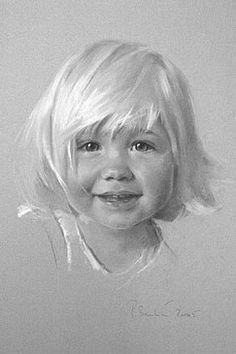 Discover The Secrets Of Drawing Realistic Pencil Portraits.Let Me Show You How You Too Can Draw Realistic Pencil Portraits With My Truly Step-by-Step Guide. Portrait Au Crayon, Pencil Portrait, Portrait Art, Portrait Paintings, Pastel Drawing, Pastel Art, Painting & Drawing, Pastel Paintings, Pencil Art