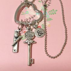 Key chain.Planner charm. Rear view mirror.Planner decoration.Caduceus charm.Rear view charm.Happy planner. Mother's day's gift.Teacher gift by LaBellaBottega13 on Etsy