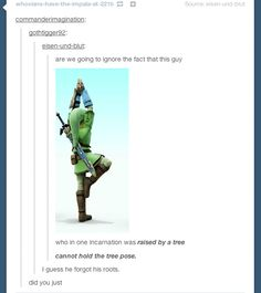 Tumblr Gold: Link Edition