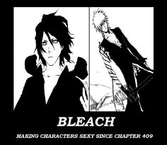 Bleach: Making characters sexy by ~TheWayltWas on deviantART