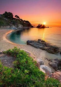 Cada amanecer es el camino a seguir y tu mi guía para llegar asta el fin!!Mi Amore mioⓓ❣💕☀💕💮💕💮💕