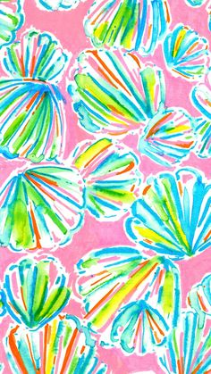 Shellebrate - Lilly Pulitzer Pastel Designs, Lilly Pulitzer Iphone Wallpaper, Floral Wallpaper Phone, Pattern Wallpaper, Wallpaper Backgrounds, Iphone Backgrounds, Iphone Wallpapers, Lilly Pulitzer Patterns, Lilly Pulitzer Fabric