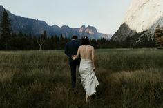 Yosemite wedding by Katch Silva